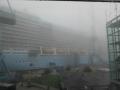 Quantum of the Seas im Nebel 3